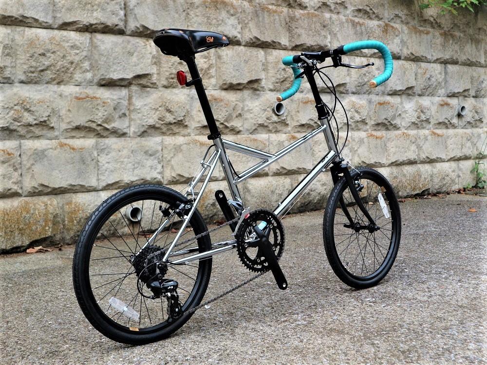 限定1台 BRUNO × FLAME bike スペシャル_e0188759_12582601.jpg