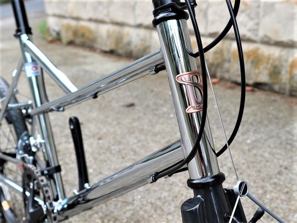 限定1台 BRUNO × FLAME bike スペシャル_e0188759_12582810.jpg