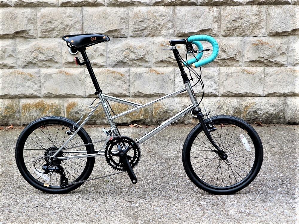 限定1台 BRUNO × FLAME bike スペシャル_e0188759_12583934.jpg
