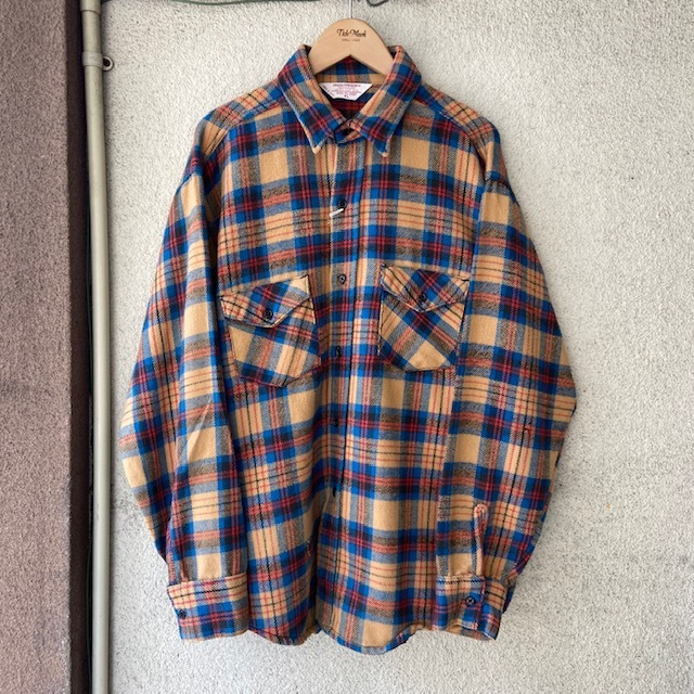 Flannel Shirt_c0146178_16093702.jpg
