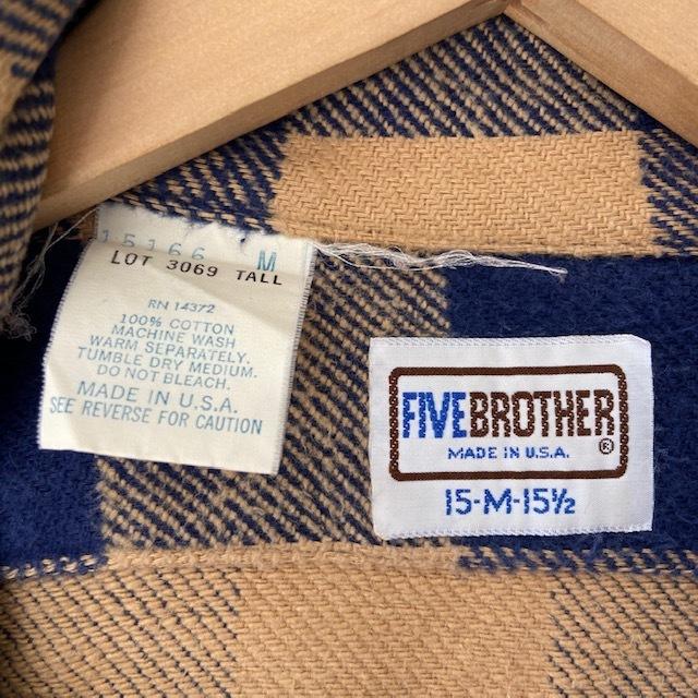 Flannel Shirt_c0146178_16173851.jpg