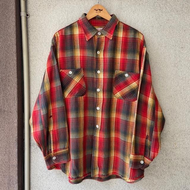 Flannel Shirt_c0146178_16411224.jpg