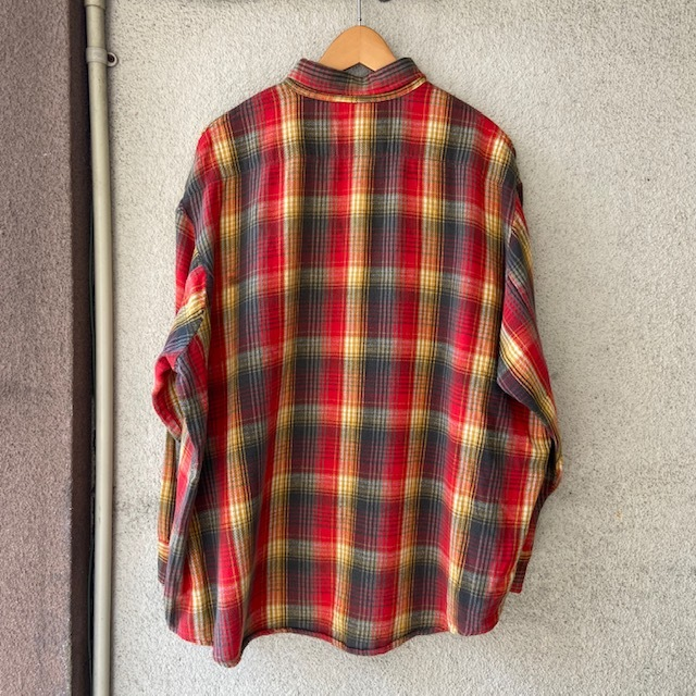 Flannel Shirt_c0146178_16564203.jpg