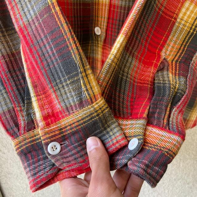 Flannel Shirt_c0146178_16581630.jpg