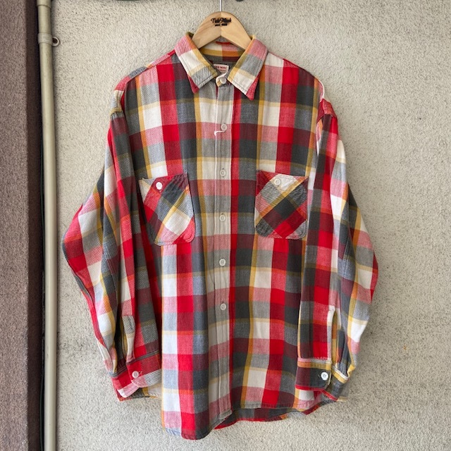 Flannel Shirt_c0146178_17495414.jpg