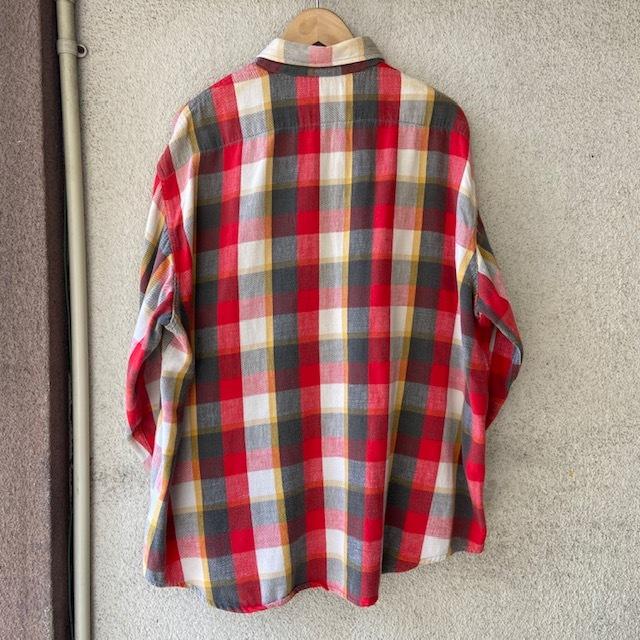 Flannel Shirt_c0146178_17505975.jpg