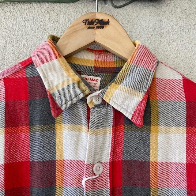 Flannel Shirt_c0146178_17513187.jpg