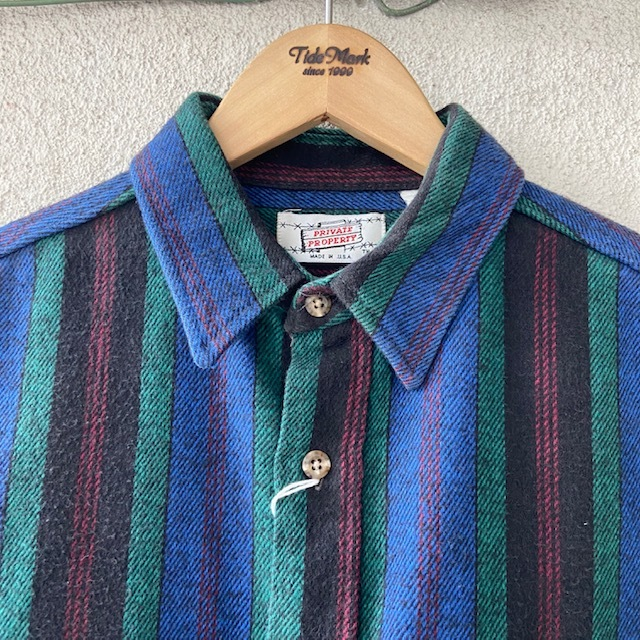 Flannel Shirt_c0146178_18063843.jpg