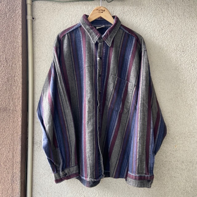 Flannel Shirt_c0146178_18113274.jpg