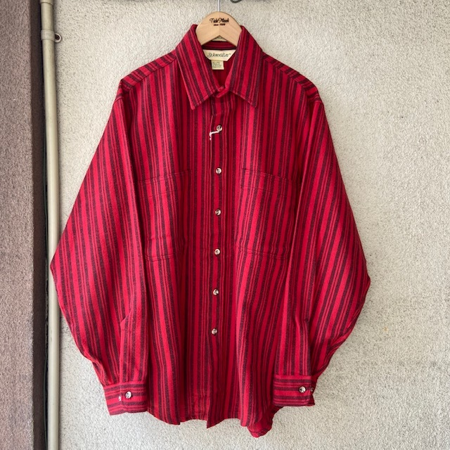 Flannel Shirt_c0146178_18141515.jpg