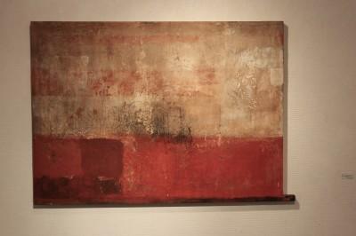 ギャラリーで鈴木聖峯展始まる_d0178431_23554651.jpg