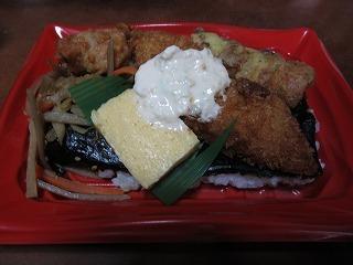 昼食、お弁当_b0162372_19445968.jpg