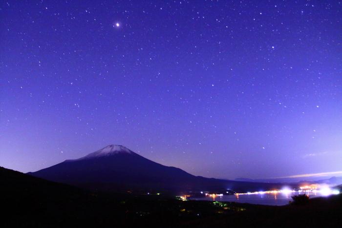 令和2年9月の富士(14) パノラマ台初冠雪の富士_e0344396_12162212.jpg