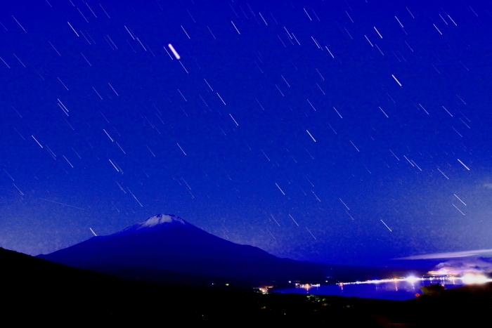 令和2年9月の富士(14) パノラマ台初冠雪の富士_e0344396_12162237.jpg