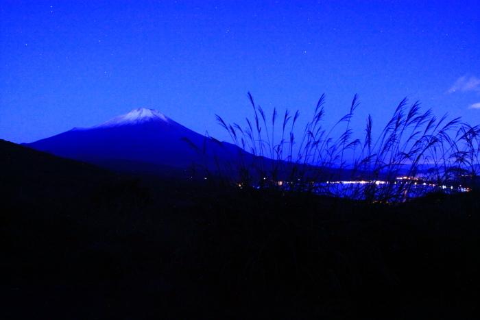 令和2年9月の富士(14) パノラマ台初冠雪の富士_e0344396_12162263.jpg
