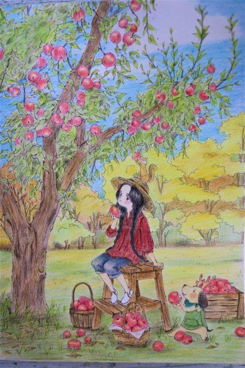 りんご♪_a0037322_17245262.jpg
