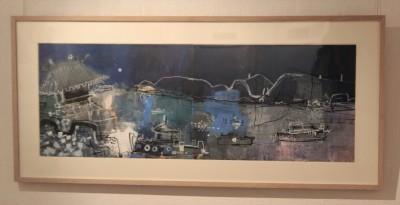 ギャラリーで鈴木聖峯展始まる_d0178431_00022705.jpg