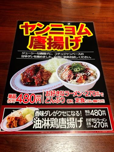 ラーメン魅力屋(かいりきや) 鈴鹿矢橋店_e0292546_05325529.jpg