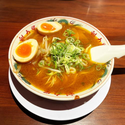 ラーメン魅力屋(かいりきや) 鈴鹿矢橋店_e0292546_05330632.jpg