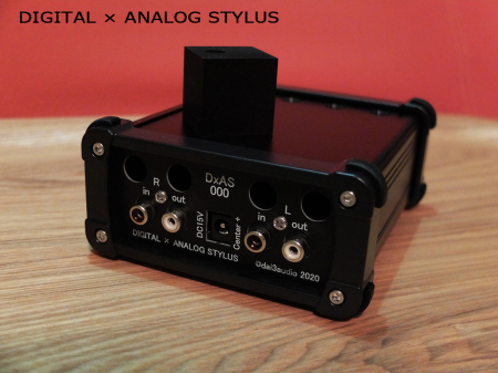DIGITAL × ANALOG STYLUS_f0355948_11033848.jpg
