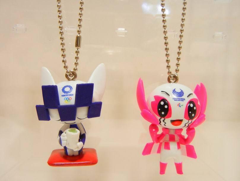 東京2020オリンピックマスコット フィギュアキーチェーン_f0097157_21061865.jpg
