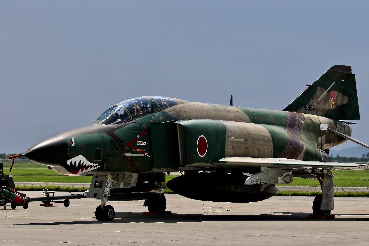 思い出シリーズその㊻・・・RF-4E 偵察機_e0071967_16014383.jpg