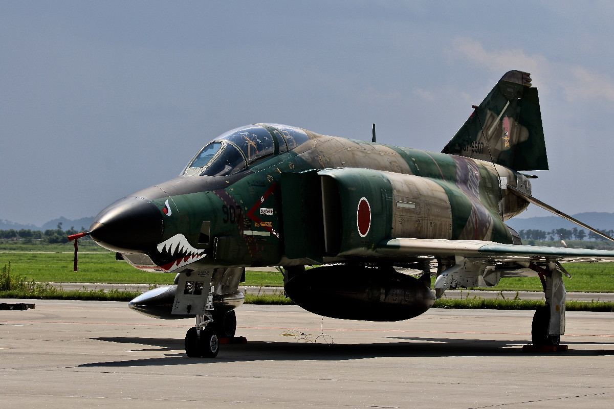 思い出シリーズその㊻・・・RF-4E 偵察機_e0071967_16014745.jpg