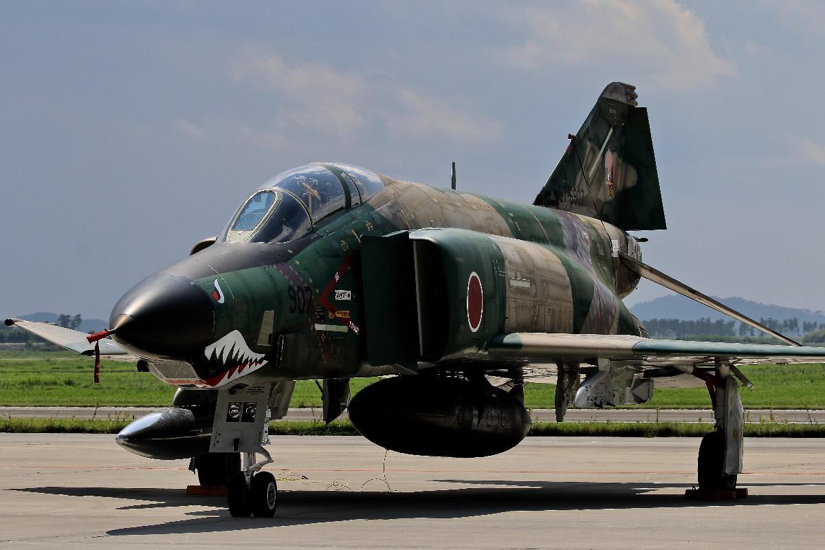思い出シリーズその㊻・・・RF-4E 偵察機_e0071967_16015150.jpg
