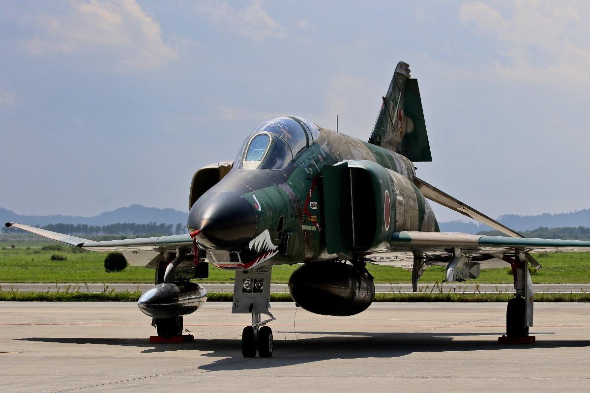 思い出シリーズその㊻・・・RF-4E 偵察機_e0071967_16015411.jpg