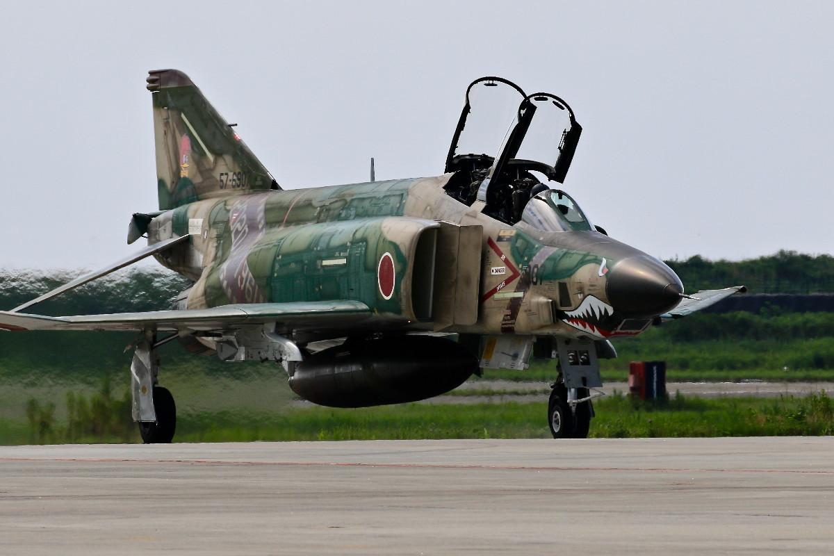 思い出シリーズその㊻・・・RF-4E 偵察機_e0071967_16020647.jpg