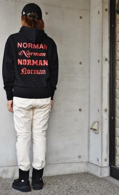 NORMAN × FULL COUNT スタイル★★_d0152280_15072060.jpg