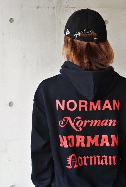 NORMAN × FULL COUNT スタイル★★_d0152280_15073746.jpg