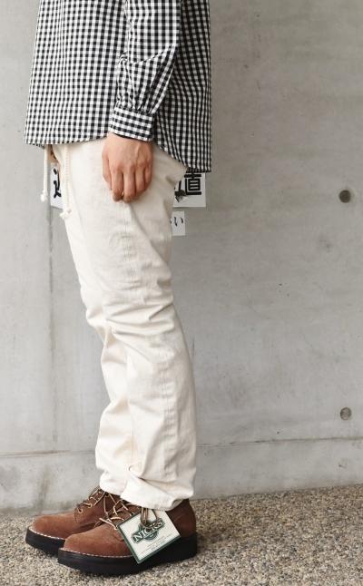 FULL COUNT  SELVEDGE RESORT DENIM PANTS  STYLE ★★_d0152280_16444008.jpg