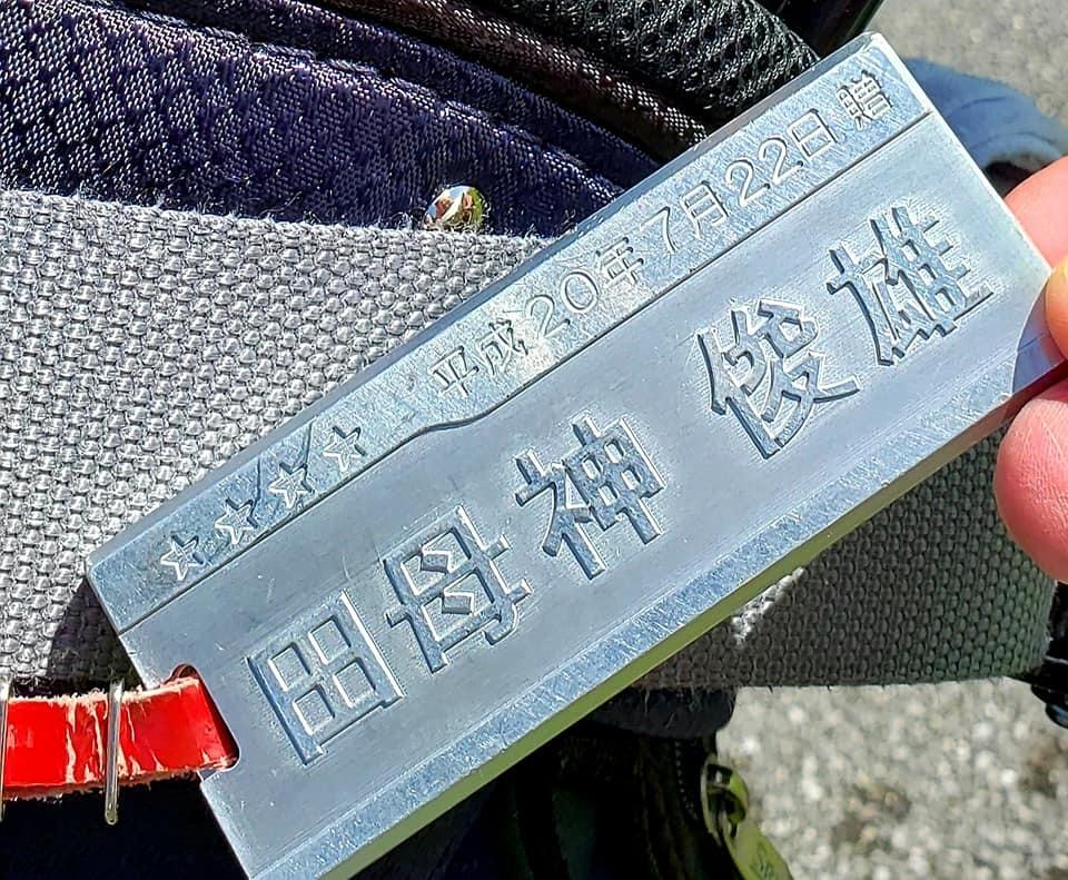 田母神俊雄第29代元航空幕僚長を、高知空港に見送ってきました。_c0186691_10094994.jpg
