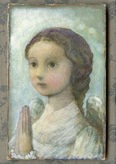 小さな幸せ🕯小さな祈り くるはらきみ 絵画世界_c0203401_22321384.jpeg