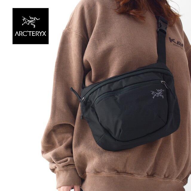 ARC\'TERYX [アークテリクス正規代理店] Mantis 2 Waistpack [25818] マンティス2・ボディーバック・MEN\'S/LADY\'S _f0051306_12472046.jpg