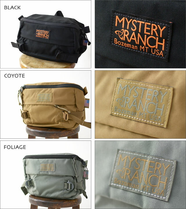 MYSTERY RANCH[ミステリーランチ] HIP MONKEY [19761003]ヒップモンキー・ウエストバッグ・ボディーバッグ・MADE IN U.S.A MEN\'S/LADY\'S _f0051306_14525240.jpg