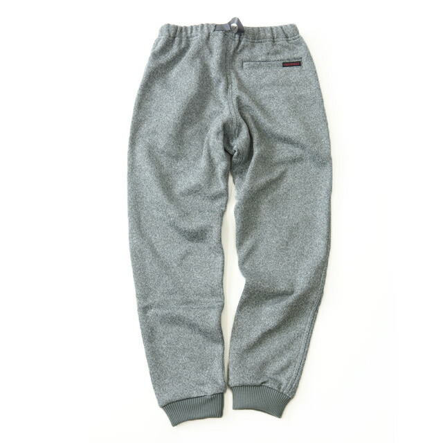 GRAMICCI [グラミチ] BONDING KNIT FLEECE NARROW RIB PANTS [GUP-20F047] ニットフリース ナローリブパンツ・MEN\'S/LADY\'S _f0051306_17285415.jpg
