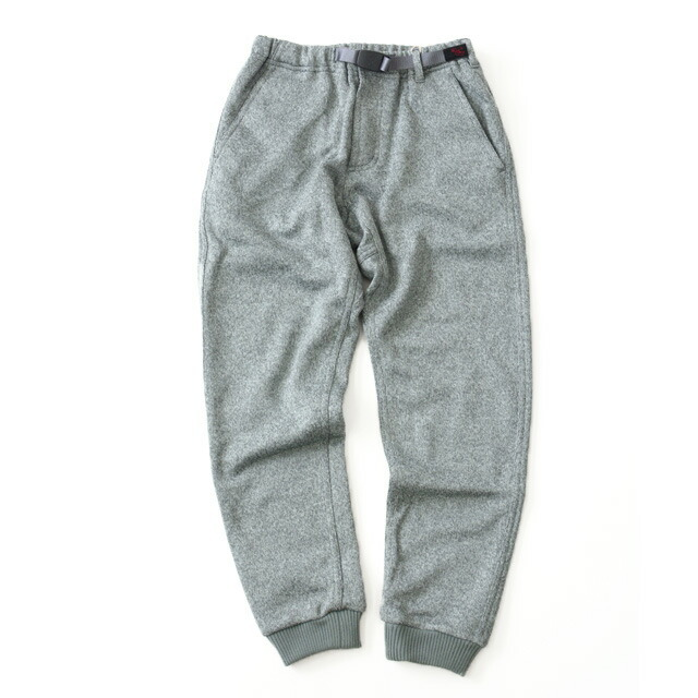 GRAMICCI [グラミチ] BONDING KNIT FLEECE NARROW RIB PANTS [GUP-20F047] ニットフリース ナローリブパンツ・MEN\'S/LADY\'S _f0051306_17285448.jpg
