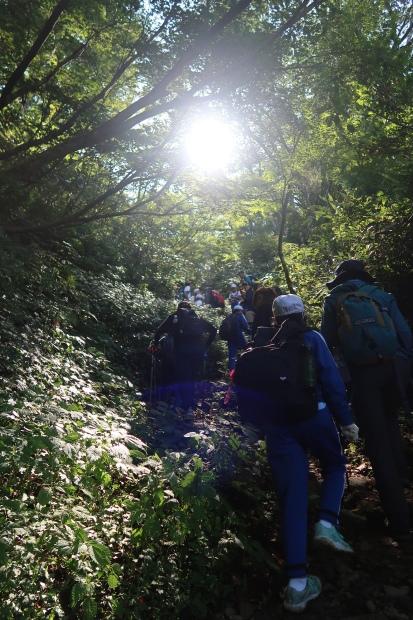 小学生と小荒島岳へ_d0103314_22421001.jpg