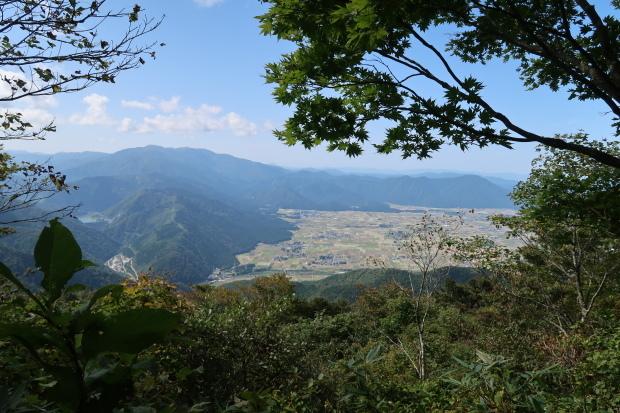 小学生と小荒島岳へ_d0103314_22422549.jpg