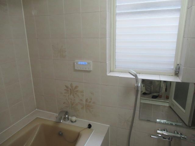 目黒区水廻り洗面所・浴室シーリング工事後、仕上げクリーニング工事完了して。_a0214329_11373593.jpg