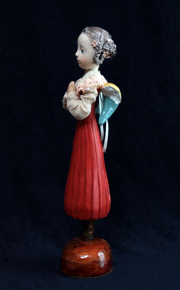 小さな幸せ🕯小さな祈り  くるはらきみ人形世界_c0203401_20452093.jpeg