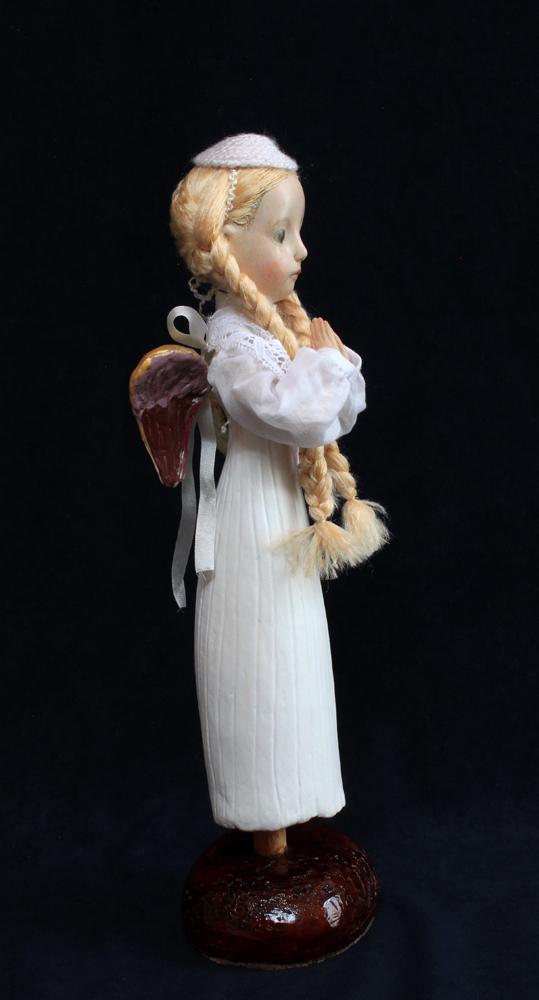 小さな幸せ🕯小さな祈り  くるはらきみ人形世界_c0203401_20562621.jpeg