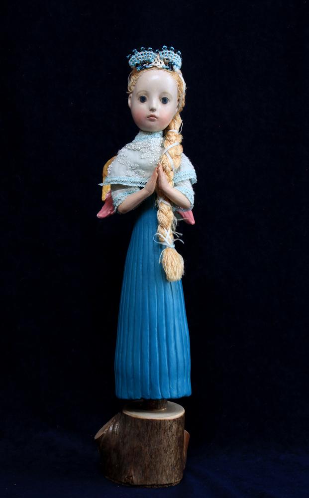 小さな幸せ🕯小さな祈り  くるはらきみ人形世界_c0203401_21232232.jpeg