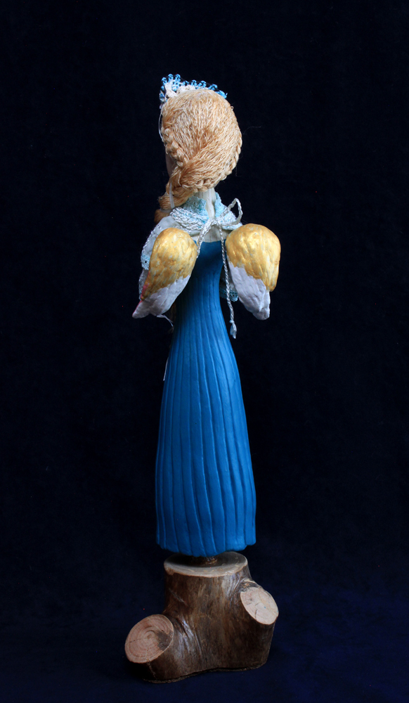 小さな幸せ🕯小さな祈り  くるはらきみ人形世界_c0203401_21240353.jpeg