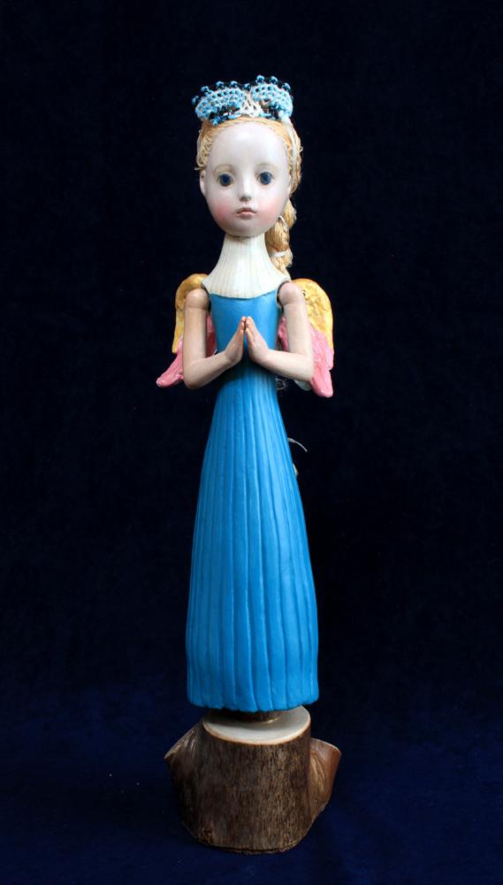 小さな幸せ🕯小さな祈り  くるはらきみ人形世界_c0203401_21242934.jpeg