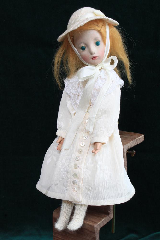 小さな幸せ🕯小さな祈り  くるはらきみ人形世界_c0203401_21255730.jpeg