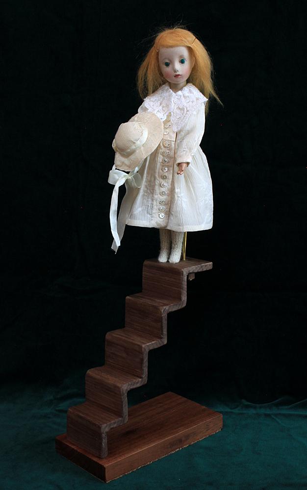 小さな幸せ🕯小さな祈り  くるはらきみ人形世界_c0203401_21263820.jpeg