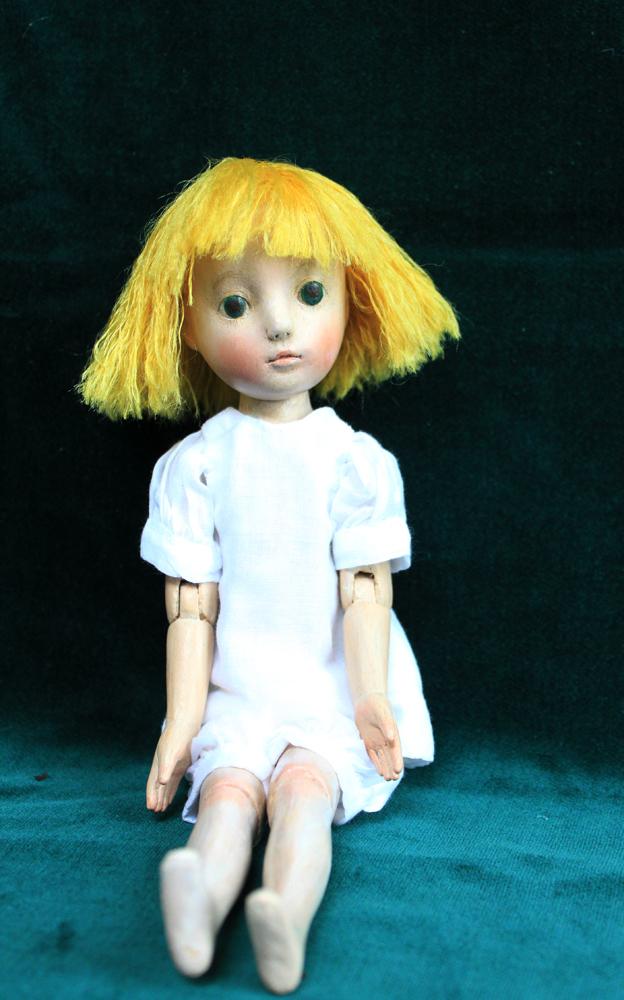 小さな幸せ🕯小さな祈り  くるはらきみ人形世界_c0203401_21344471.jpeg